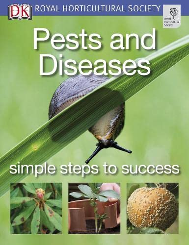 9781405348867: Pests and Diseases (RHS Simple Steps to Success)