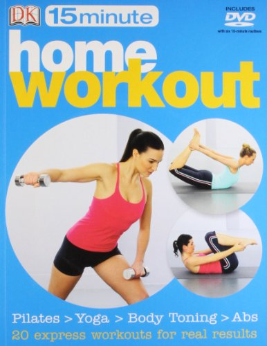 15 Minute Home Workouts (15 Minute Fitness): Collectif