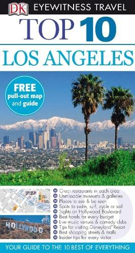 9781405350280: DK Eyewitness Top 10 Travel Guide: Los Angeles (DK Eyewitness Travel Guide)