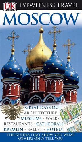 9781405350365: DK Eyewitness Travel Guide: Moscow