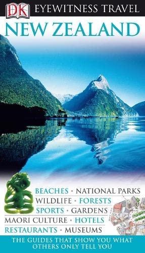 9781405350389: DK Eyewitness Travel Guide New Zealand