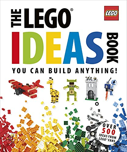 9781405350679: The LEGO® Ideas Book: You Can Build Anything!