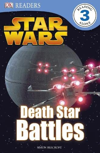 9781405350952: Star Wars Death Star Battles (DK Readers Level 3)