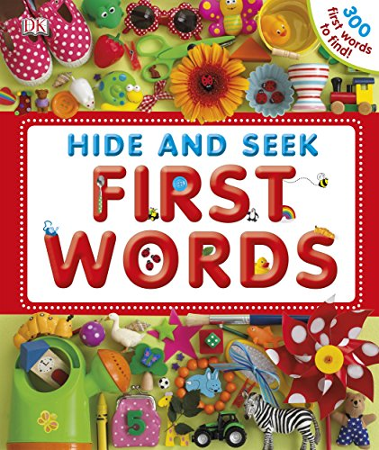 9781405351737: Hide and Seek First Words (First Word Books)
