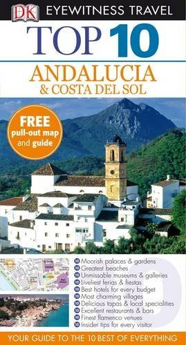 9781405351942: DK Eyewitness Top 10 Travel Guide: Andalucia & Costa Del Sol