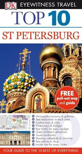 9781405351980: St Petersburg (DK Eyewitness Top 10 Travel Guide)