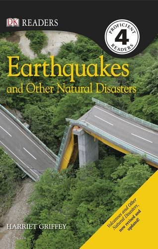 9781405352482: Earthquakes and Other Natural Disasters (DK Readers Level 4)