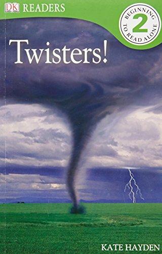 9781405352505: Twisters! (DK Readers Level 2)