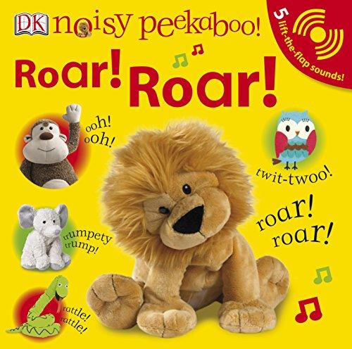 9781405352659: Noisy Peekaboo Roar! Roar!