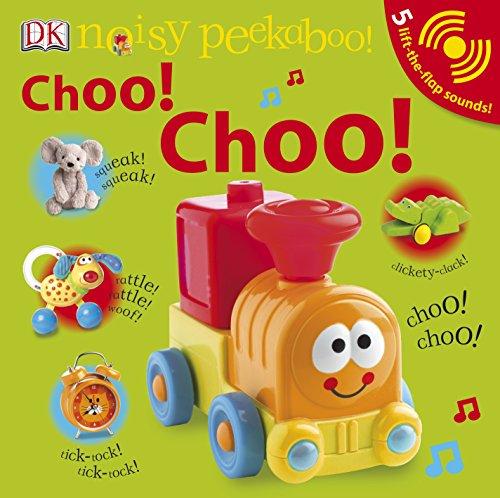 9781405352697: Noisy Peekaboo Choo! Choo!