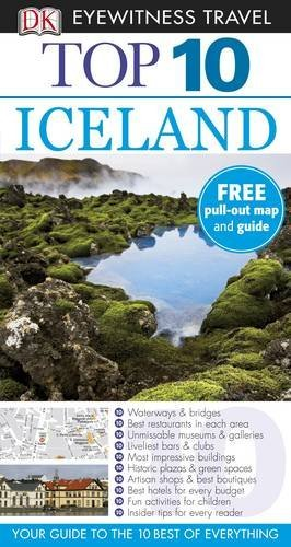 9781405353069: DK Eyewitness Top 10 Travel Guide: Iceland