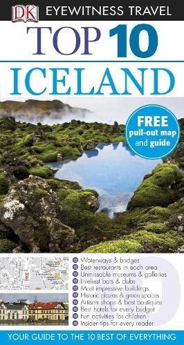 9781405353069: DK Eyewitness Top 10 Travel Guide: Iceland (DK Eyewitness Travel Guide)