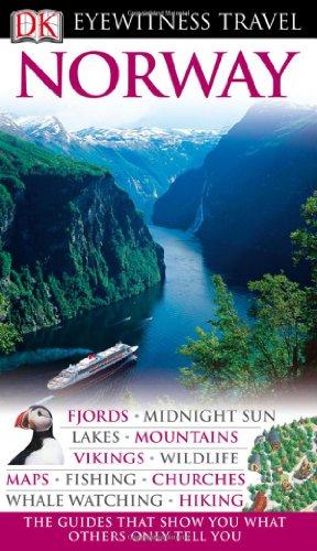 9781405353144: Norway (DK Eyewitness Travel Guide)