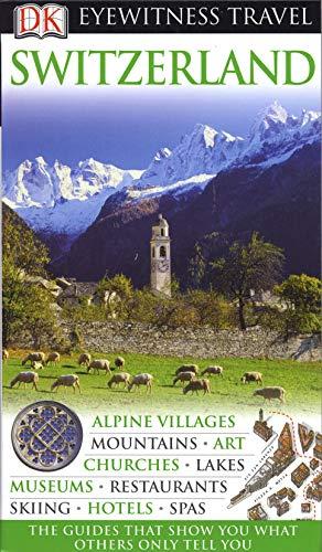 9781405353151: DK Eyewitness Travel Guide: Switzerland