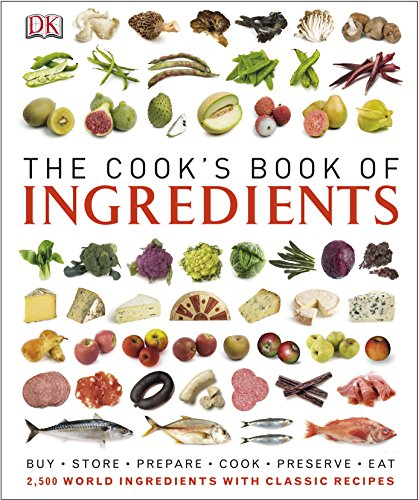 9781405353182: The Cook's Book of Ingredients. [Photographers, Gary Ombler ... [Et Al.]