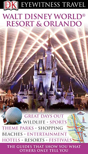 9781405353281: Walt Disney World Resort and Orlando (DK Eyewitness Travel Guide)