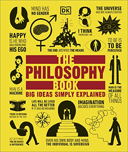 9781405353298: The Philosophy Book: Big Ideas Simply Explained