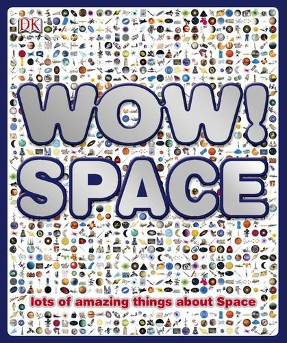 9781405353472: Wow! Space