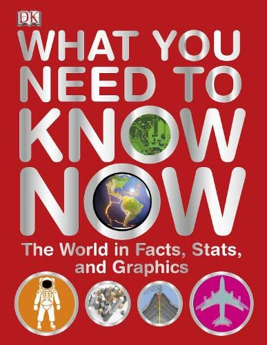 9781405353717: What You Need to Know Now: The World in Facts, Stats, and Graphics