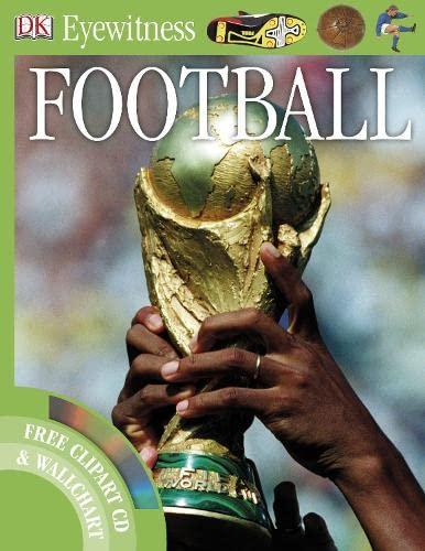 9781405353823: Football (Eyewitness)