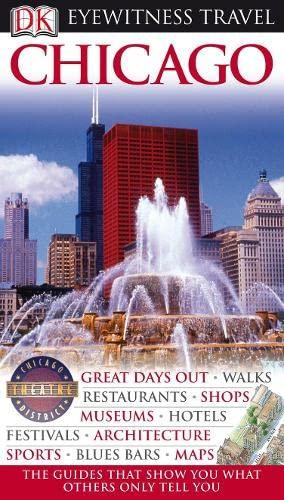9781405353946: DK Eyewitness Travel Guide: Chicago