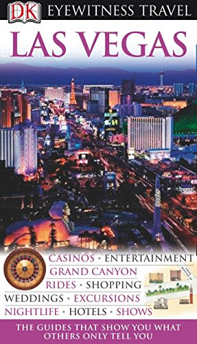 Las Vegas (DK Eyewitness Travel Guide) (1405353961) by Stratton, David