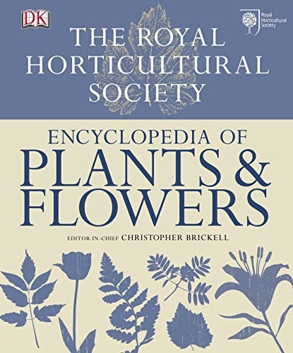 RHS Encyclopedia of Plants and Flowers (Hardback): Christopher Brickell