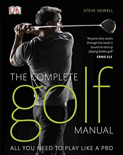 9781405355230: Complete Golf Manual (Dk Sports & Activities)