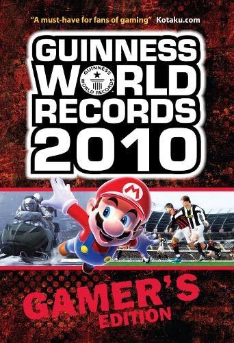 9781405355254: Guinness World Records Gamer's Edition 2010