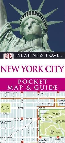 9781405355971: DK Eyewitness Pocket Map and Guide: New York City