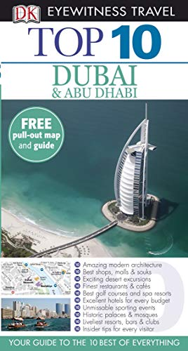 9781405355995: DK Eyewitness Top 10 Travel Guide: Dubai and Abu Dhabi