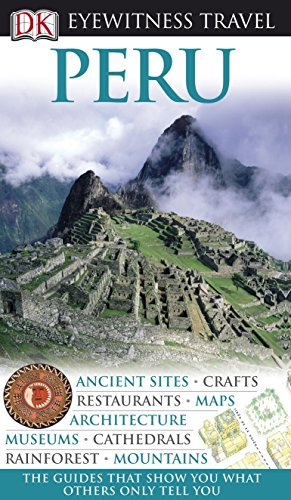 9781405356053: DK Eyewitness Travel Guide: Peru