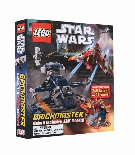 9781405356220: Lego Star Wars Brickmaster