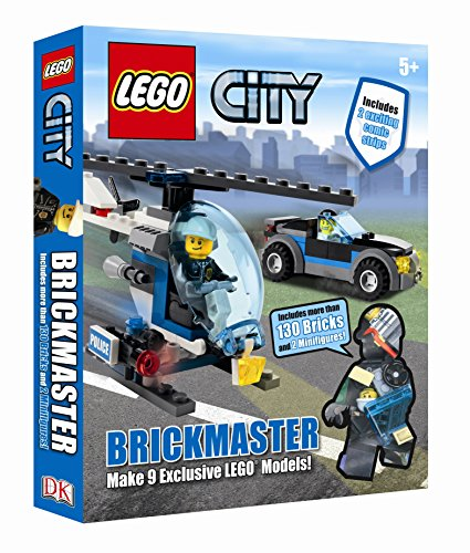 9781405356237: LEGO City Brickmaster