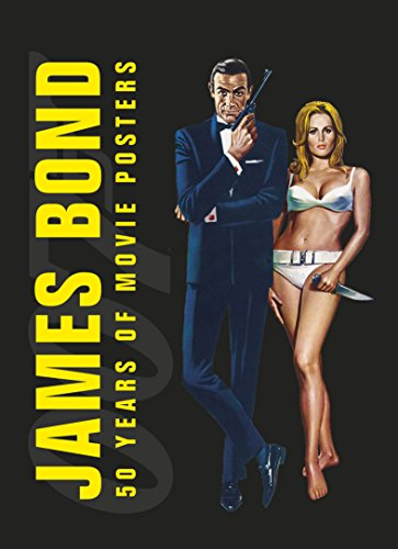 9781405356800: James Bond 50 Years of Movie Posters.