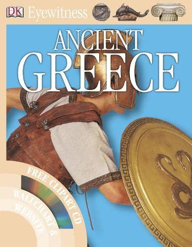 9781405357500: Ancient Greece (Eyewitness)