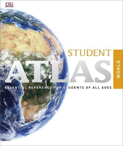 9781405357524: Student World Atlas