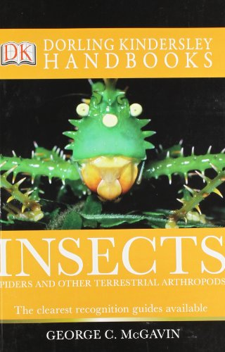 9781405357951: Insects (DK Handbooks)