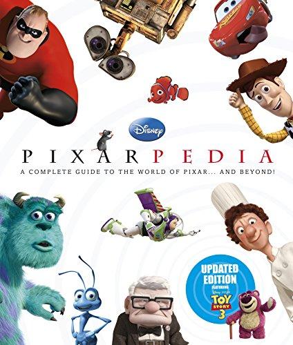 9781405358071: Pixarpedia