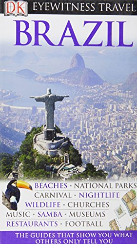 9781405358132: DK Eyewitness Travel Guide: Brazil