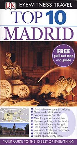 9781405358385: DK Eyewitness Top 10 Travel Guide: Madrid