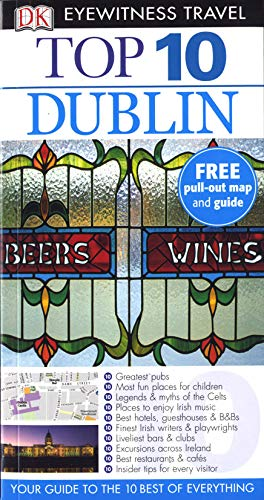 9781405358446: Top 10 Dublin. Polly Phillimore & Andrew Sanger (DK Eyewitness Travel Guide)