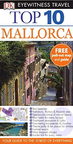 9781405358453: DK Eyewitness Top 10 Travel Guide: Mallorca