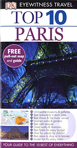 9781405358491: Top 10 Paris. Mike Gerrard & Donna Dailey (DK Eyewitness Top 10 Travel Guide)