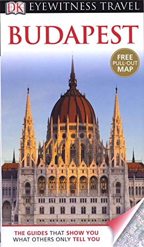 9781405358514: Budapest. (DK Eyewitness Travel Guide)