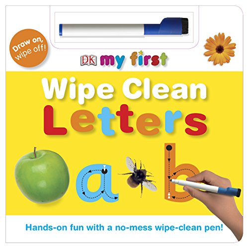 9781405358606: Wipe Clean Letters (My First Wipe Cleans)