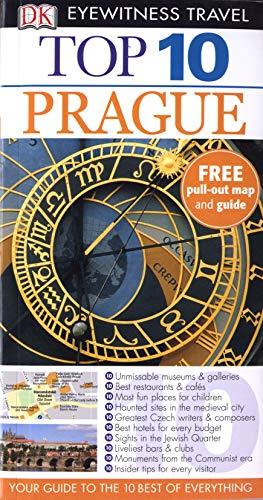 9781405358736: DK Eyewitness Top 10 Travel Guide: Prague [Idioma Inglés]