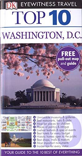 9781405358767: DK Eyewitness Top 10 Travel Guide: Washington DC