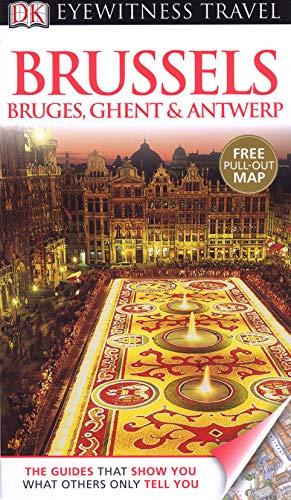 9781405358835: DK Eyewitness Travel Guide: Brussels, Bruges, Ghent & Antwerp