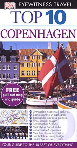 9781405358866: Top 10 Copenhagen (DK Eyewitness Travel Guide)